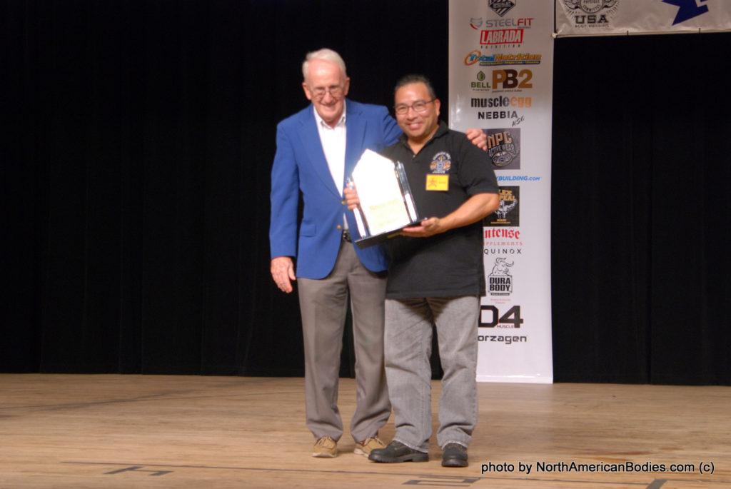 Calvin Choy Gene Massey Award