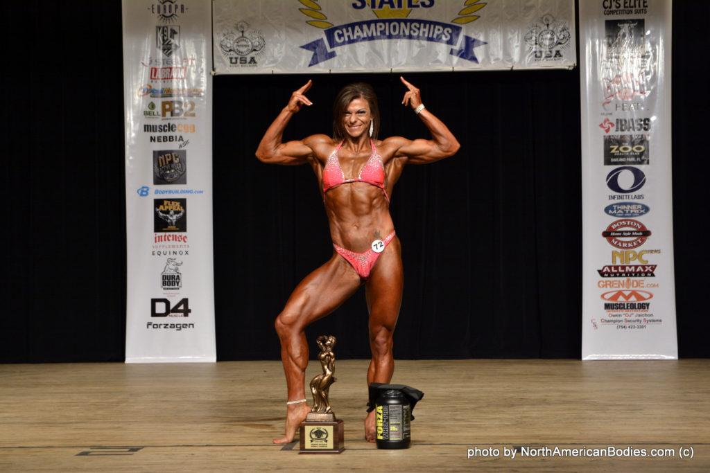 Kiera Lemmer Women's Physique Open Overall