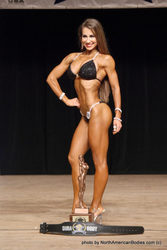 Veronika Lazutina Bikini Open Overall