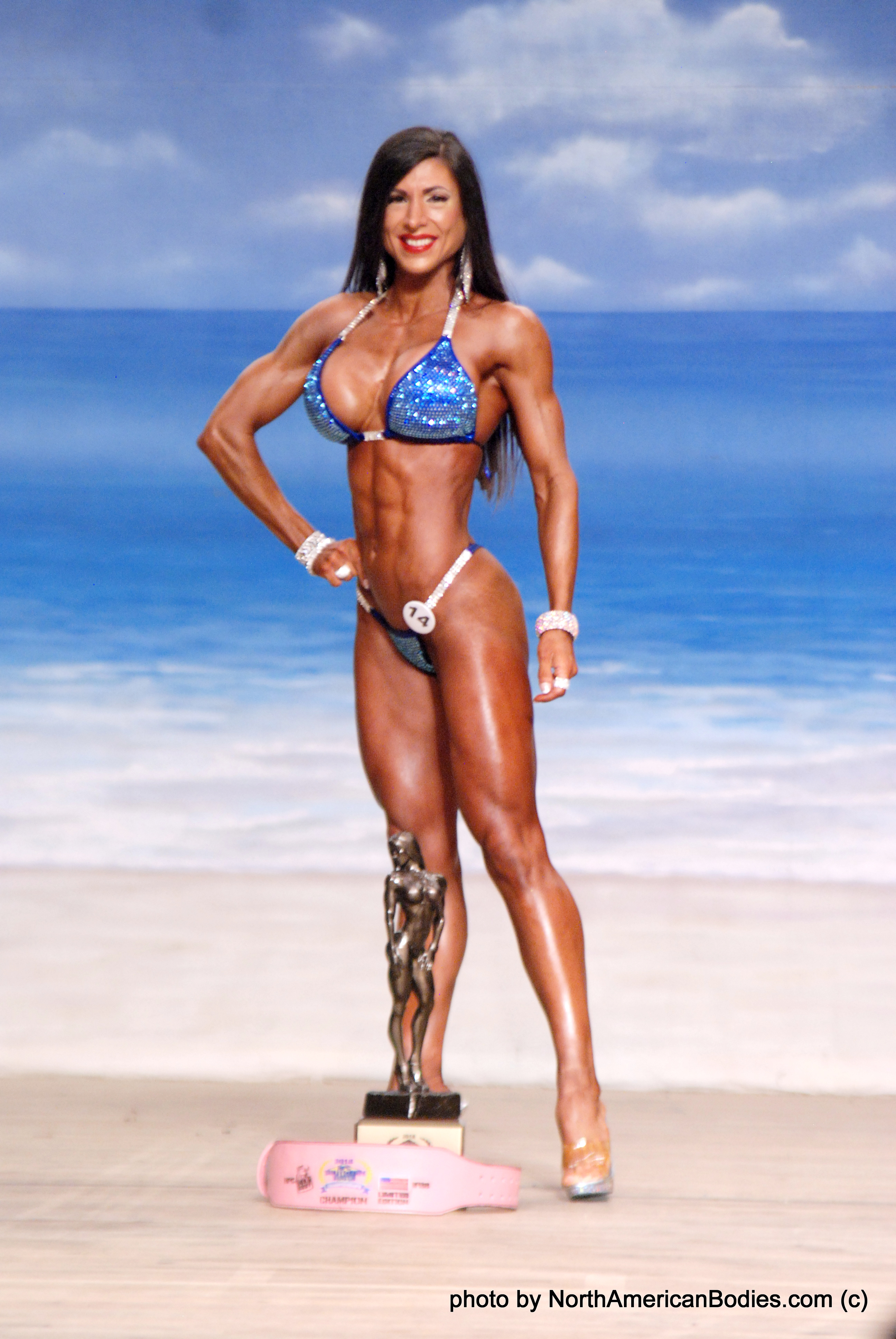 Lorena Spitzer Bikini
